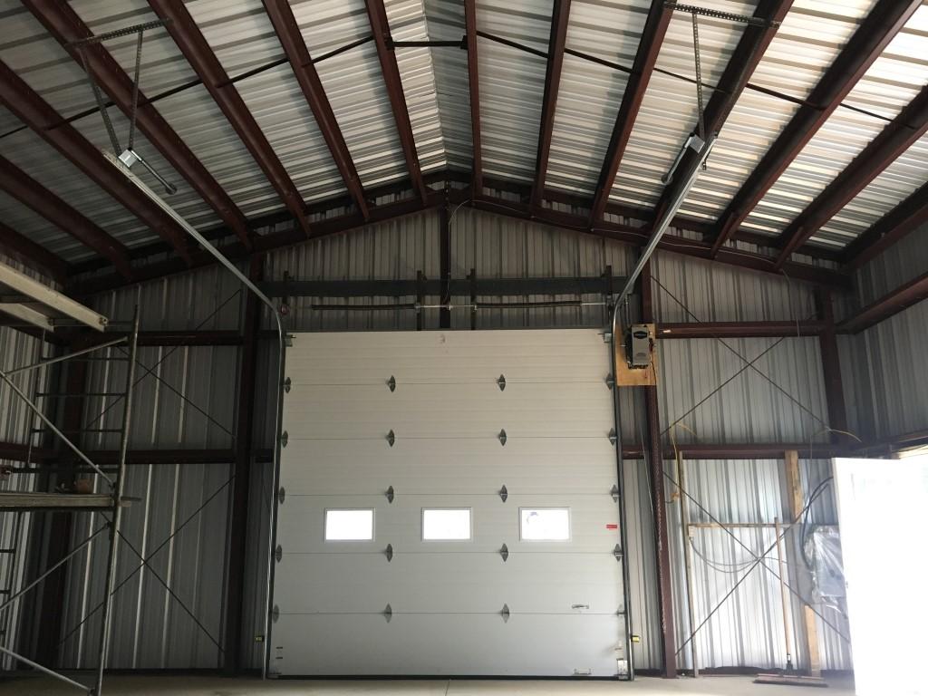 12x12 steel building